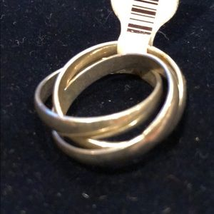 Jewelry - Silver rolling ring